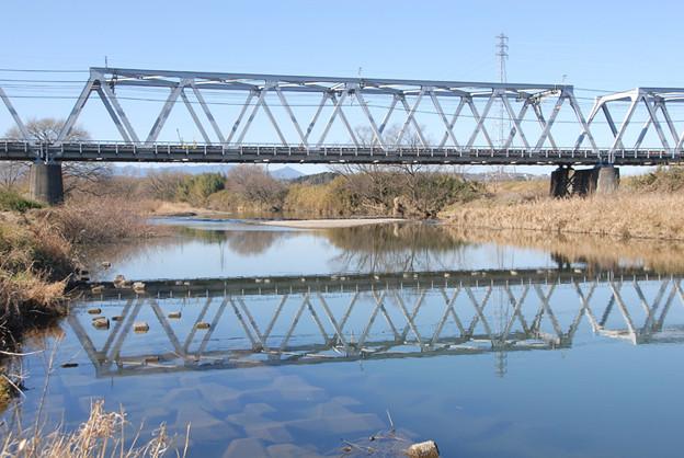 D200.10.1.24  <おっぺ川・高坂鉄橋1>