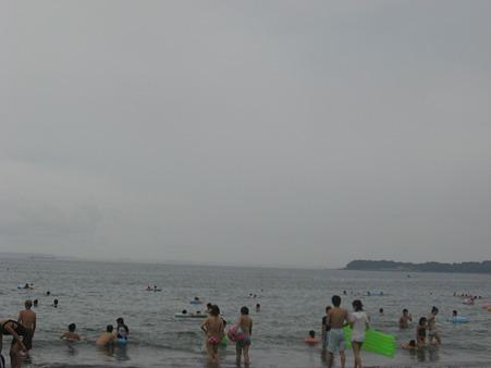 三浦海岸なう。