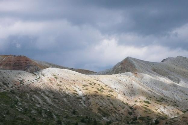 写真: 草津白根山・2171m