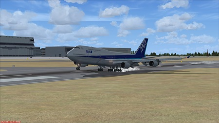 FSX B747-400 (5)